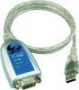 1-портовые преобразователи RS-232/422/485 в USB